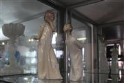 Sale 7982 - Lot 1 - 2 Figures of Girls Lladro and Nao