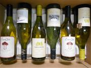 Sale 8519W - Lot 68 - 6x Assorted White Wines incl. Evans & Tate, Tulloch & Tyrrells