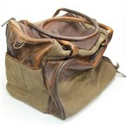 Sale 8399 - Lot 87 - Moore & Giles Waxwear Rangertan Utility Bag by Jim Meehan