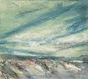 Sale 8583A - Lot 5091 - John Caldwell (1942 - ) - Seascape 21 x 22.5cm