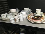 Sale 8759 - Lot 2440 - Collection of Ceramics incl Turkey Platters