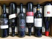 Sale 8519W - Lot 70 - 6x Assorted Red Wines incl. Rouge Homme, St Hallett & Jacobs Creek