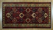 Sale 8372C - Lot 88 - A Persian Hamadan, 308 x 170cm