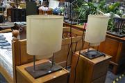 Sale 8046 - Lot 1016 - Pair of Natuzzi Table Lamps