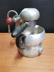 Sale 8476 - Lot 1002 - Atomic Coffee Machine with Grip and Filter