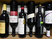 Sale 8519W - Lot 71 - 6x Assorted Red Wines incl. Houghton, Redman & Pepperjack