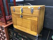 Sale 8854 - Lot 1012 - Travelling Jewellers Case