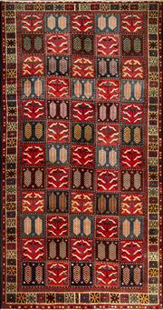Sale 8335C - Lot 27 - Persian Hamadan 282cm x 150cm