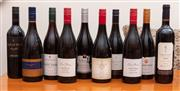 Sale 8891H - Lot 69 - Ten New Zealand red wines, to include various makers and vintages