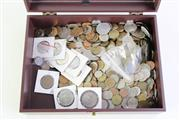 Sale 8952M - Lot 637 - A Large Collection Of World Coins Incl German