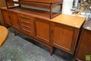 Sale 8493 - Lot 1005 - G-Plan Fresco Sideboard