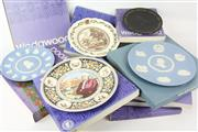 Sale 8604W - Lot 31 - Large Collection Of Wedgwood Plates (12)