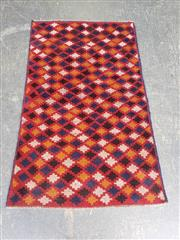 Sale 9063 - Lot 1021 - Hand Knotted Pure Wool Persian Baluchi (140 x 83cm)