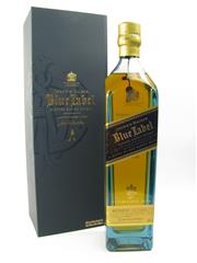 Sale 8290 - Lot 491 - 1x Johnnie Walker Blue Label Blended Scotch Whisky - 700ml in box