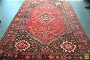 Sale 8331 - Lot 1297 - Persian Shiraz (302 x 217cm)
