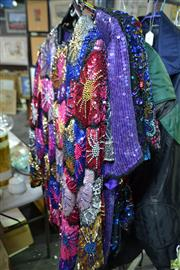 Sale 8563T - Lot 2259 - 8 Sparkly Tops