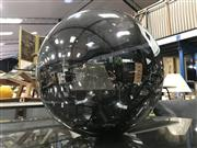 Sale 8809 - Lot 1015 - Lucci Tinted Glass Ball Light Shade