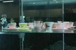 Sale 7907 - Lot 76 - Wedgwood Pink & Gilt Tea Wares with Other Ceramics