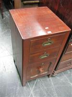 Sale 7919A - Lot 1703 - Cedar Chest of 3 Drawers (Alterations)
