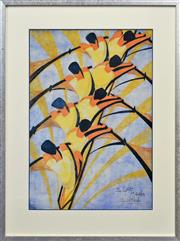 Sale 8134A - Lot 11 - Cyril Power (1872 - 1951) After. - The Eight (1930) 50 x 72cm