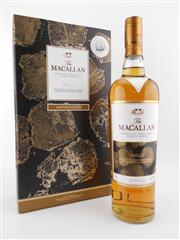 Sale 8479 - Lot 1733A - 1x Macallan Gold Sherry Oak Single Malt Scotch Whisky - limited edition with tumblers in gift box