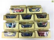 Sale 8559A - Lot 1 - Lot of 21 Matchbox Models of Yesteryear, boxed.