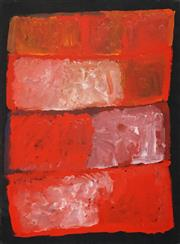 Sale 8558 - Lot 540 - Kudditji Kngwarreye (c1928 - 2017) - My Country 87 x 65cm (stretched & ready to hang)
