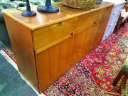 Sale 8648 - Lot 1035 - Timber Sideboard
