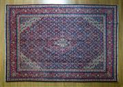Sale 8372C - Lot 11 - A Persian Sarouk, 380 x 275cm