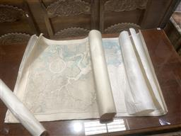 Sale 9101 - Lot 2039 - Group of Maps of Australian East Coast c1960s-70 (various condition issues)