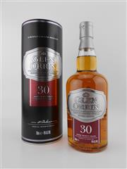 Sale 8479 - Lot 1733B - 1x Glen Orin 30YO Special Reserve Blended Scotch Whisky - limited release in canister
