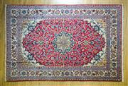 Sale 8372C - Lot 28 - A Persian Kaghan, 365 x 246cm