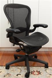 Sale 8863H - Lot 53 - A Herman Miller Aeron office chair