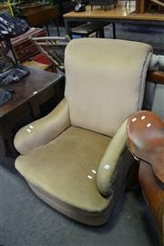 Sale 8046 - Lot 1081 - Upholstered Bedroom Chair