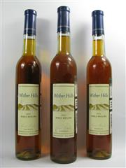 Sale 8278A - Lot 41 - 3x 2001 Wither Hills Noble Riesling, Marlborough - 375ml