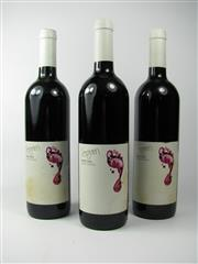 Sale 8335W - Lot 671 - 3x 2004 Logan Wines Shiraz, Orange - cellar stained labels