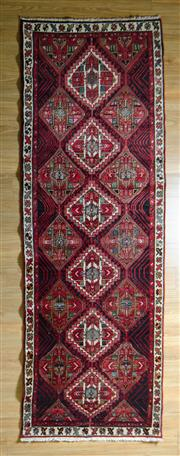 Sale 8693C - Lot 51 - Persian Hamadan 293cm x 144cm