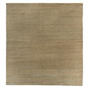 Sale 8850C - Lot 15 - A Nepalese Tashi Abrash Stripes Carpet made from Tibetan Highland Wool, 300x280cm