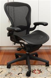 Sale 8863H - Lot 60 - A Herman Miller Aeron office chair