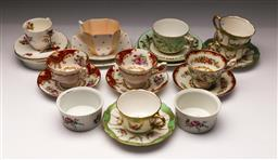 Sale 9098 - Lot 19 - Collection of Ceramics incl. Royal Doulton, Royal Albert, Wedgwood, and Shelley