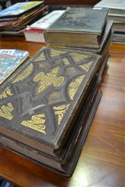 Sale 8013 - Lot 1819 - 6 Volumes incl. Woods Illustrated Natural History; Hartwig, G. The Polar & Tropical Worlds; Tiffany, O. Sacred Biography & Hist...