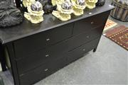 Sale 8159 - Lot 1089 - Mirrored Back Chest Of Six Drawers