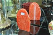 Sale 8330T - Lot 126 - Red Stone Piece
