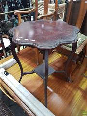 Sale 8566 - Lot 1300 - Timber Occasional Table (60)