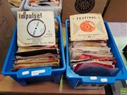 Sale 8587 - Lot 2031 - Two Boxes of Single Records