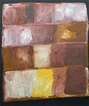 Sale 8696 - Lot 544 - Kudditji Kngwarreye (c1928 - 2017) - My Country 108 x 90cm (stretched and ready to hang)