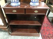 Sale 8893 - Lot 1056 - Small Timber Open Credenza