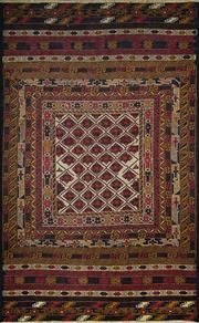 Sale 8335C - Lot 30 - Persian Somak 195cm x 120cm