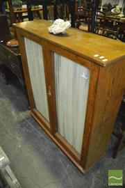 Sale 8337 - Lot 1038 - Pine Display Case