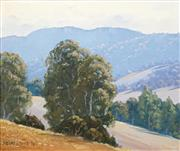 Sale 8475A - Lot 5059 - Henry Dunne (1931 - ) - Afternoon Light, Foxground, 1974 24.5 x 29cm